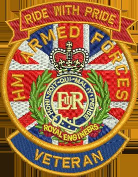 Ride with Pride Badge